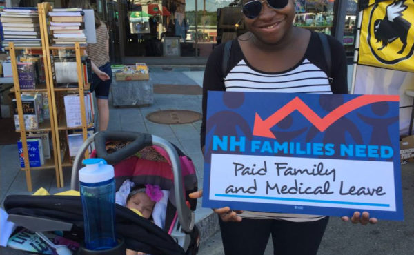 Vote on Paid Famly & Medical Leave Insurance NH