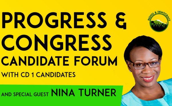 NH Progress & Congress Candidate Forum