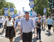 Get OUt the Vote with Bernie Sanders at UNH