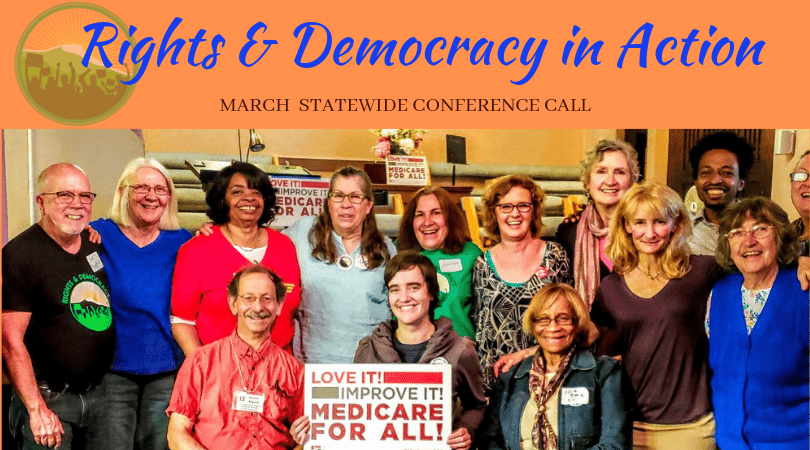 Members' Statewide Conference Call - March 19, 2019   Rights